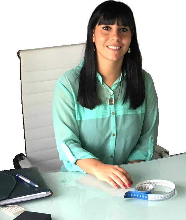 Lic. en Nutrición Pamela Solís